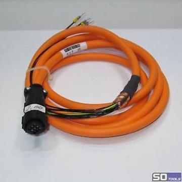 BOSCH Grenada REXROTH IKG-0331 IKG0331 2 m INK0670 Motorleitung Motorkabel Kabel 6-polig