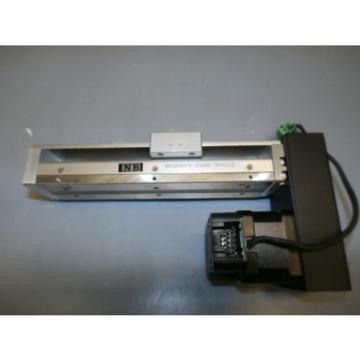 Rexroth Guam MSM020B-0300  Servo Motor w/ NB BG2001A-100H /A1CS Ball Screw Actuator