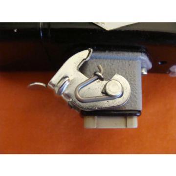BOSCH Germany REXROTH MOTOR EC-3E48 15 AMP 230 VOLT FOR PS 6 PRESS SPINDLE