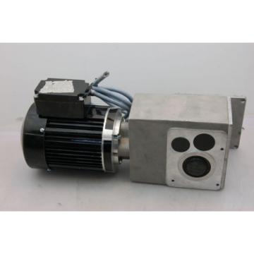 Bosch Dominican Republic  Rexroth 48Y6BFPP 3-Phase Drive Motor w/ 3-842-519-002 Gearbox