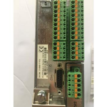 Origin Guatemala REXROTH INDRAMAT DKC063-040-7-FW ECO DRIVE SERVO CONTROLLER DKC0230407