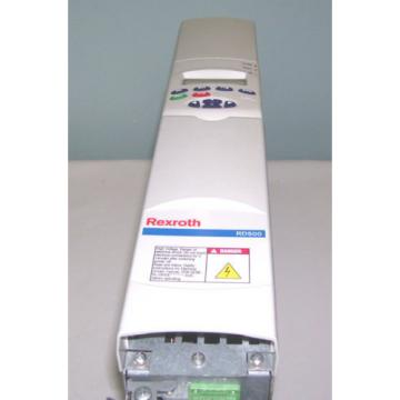 REXROTH Croatia INDRAMAT CFG-RD500-P2-NN  DRIVE  RD521-4N-005-L-NN-FW  60 DAY WARRANTY