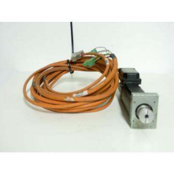 Indramat Monaco Rexroth MKD025B-144-KG0-KN mit Kabel 5m