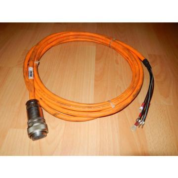 IKL0011 Ghana INDRAMAT Rexroth Servo Kabel mit starken Lagerspuren,  ca 6 m