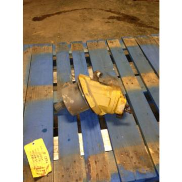 Rexroth Finland  Hydraulic motor for Caterpillar D6N part number 191-9536
