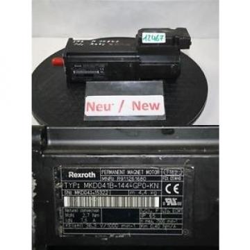 Rexroth ElSalvador MKD041B-144-GP0-KN SERVO MOTOR R911261680