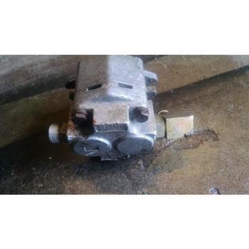 Rexroth Gobon SR1237EK65L 100 05116 Tang Drive Hydraulic Gear pumps