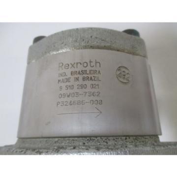 REXROTH FalklandIslands 9 510 290  021 GEAR pumps Origin NO BOX