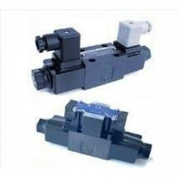 Solenoid Fiji Operated Directional Valve DSG-01-3C4-A240-N-50 #1 image