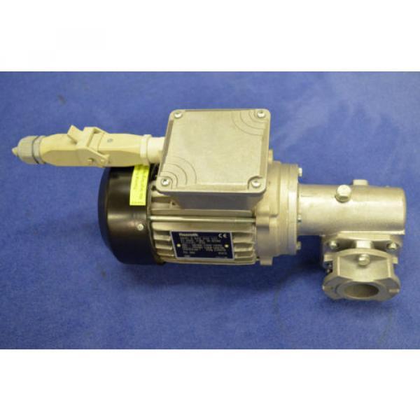 Rexroth ChristmasIsland Drehstrommotor MNR 3842532421 Motor 0,25kW Getriebemotor Rexroth #1 image