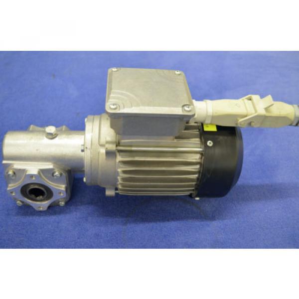 Rexroth ChristmasIsland Drehstrommotor MNR 3842532421 Motor 0,25kW Getriebemotor Rexroth #3 image