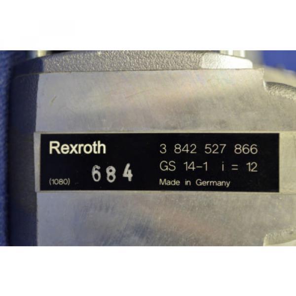 Rexroth ChristmasIsland Drehstrommotor MNR 3842532421 Motor 0,25kW Getriebemotor Rexroth #4 image