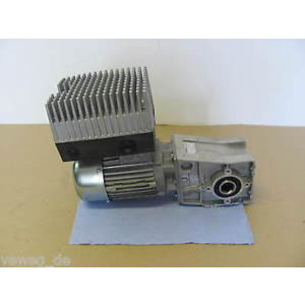 Lenze Guadeloupe 8200 motec Frequenzumrichter E82MV551 amp; Rexroth Getriebe 3842528952 Motor #1 image