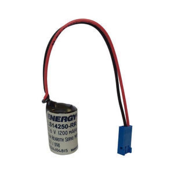 Rexroth Guyana R911277133 - R911281394 Servo Motor Drive Battery #1 image